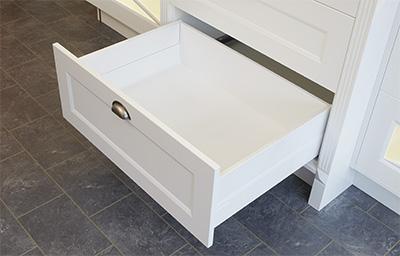 Moderne kjøkkenkasser